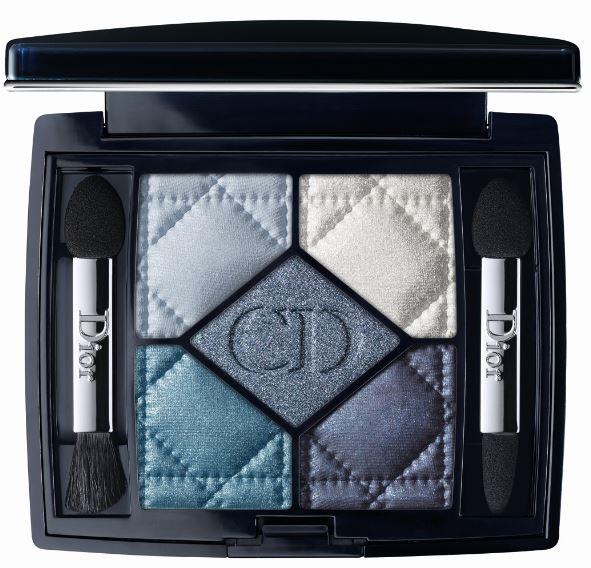Christian Dior 5 colours 276 Carre Bleu