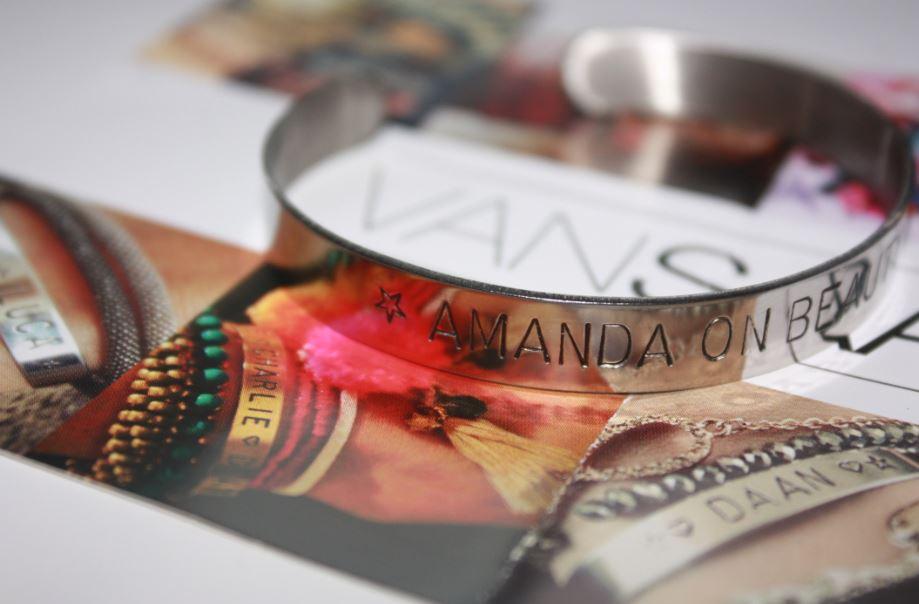 Armbanden van Saar €19,50
