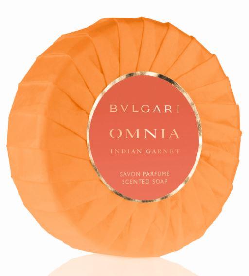 BVGARI OMNIA Indian Garnet  scented soap