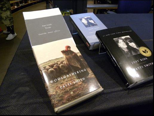 Books Patti Smith