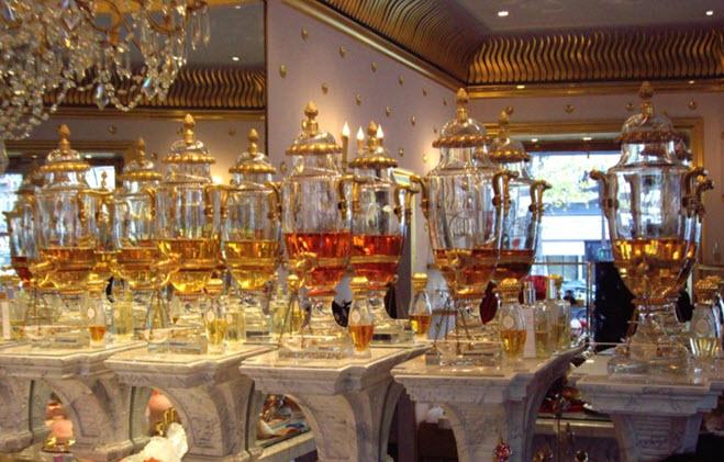 Perfumery paris