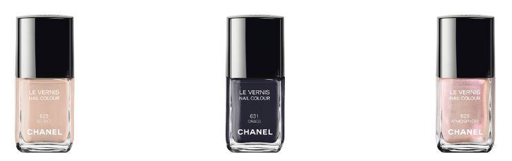 Chanel Collection Etats Poetiques fall 2014 | Le Vernis 23 euro