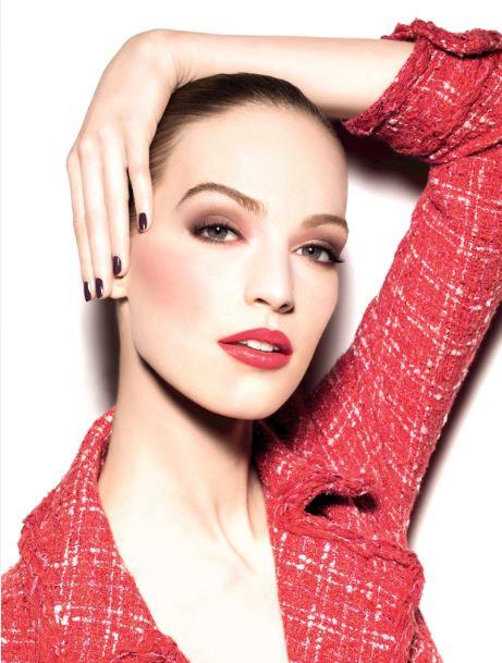 Chanel Kantoor modelshot