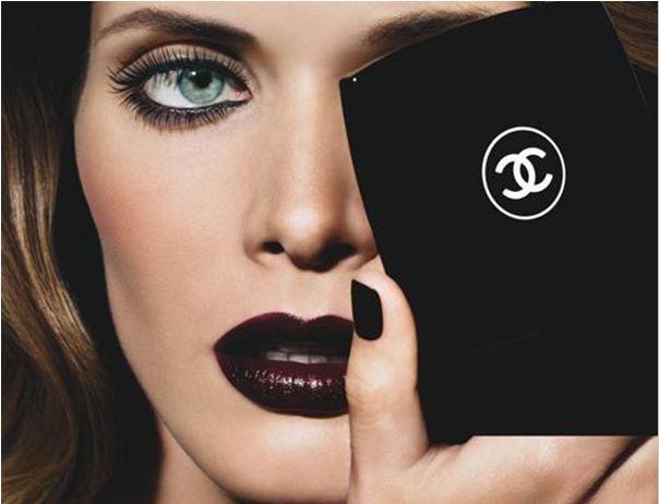 Chanel nail inspiration