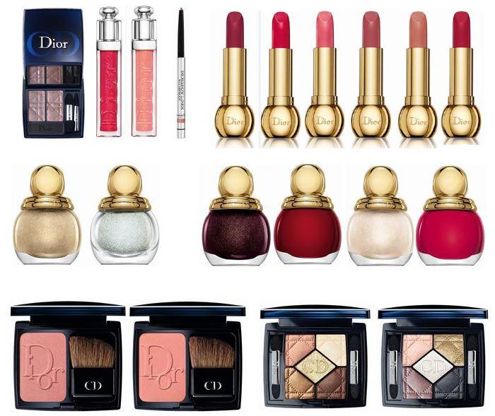 Dior Christmas collection 2013