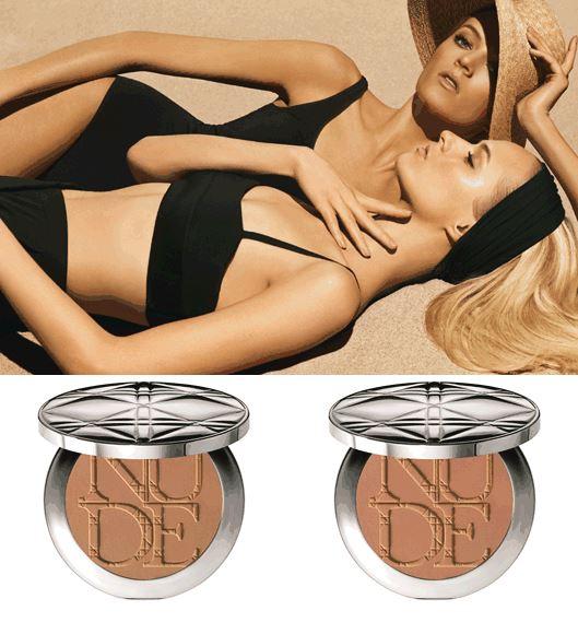 Dior Nude Tan Matte | Amber & Cinammon