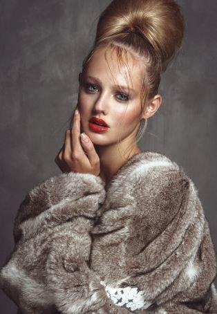 Fresh Model photoshoot