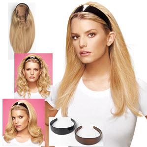 Quick hair tip headband hair extensions fabelish jessica pmusecretfo Images
