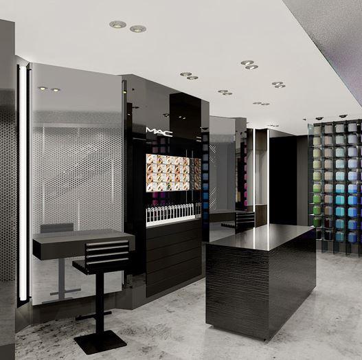 MAC Pro store Covent Garden 2