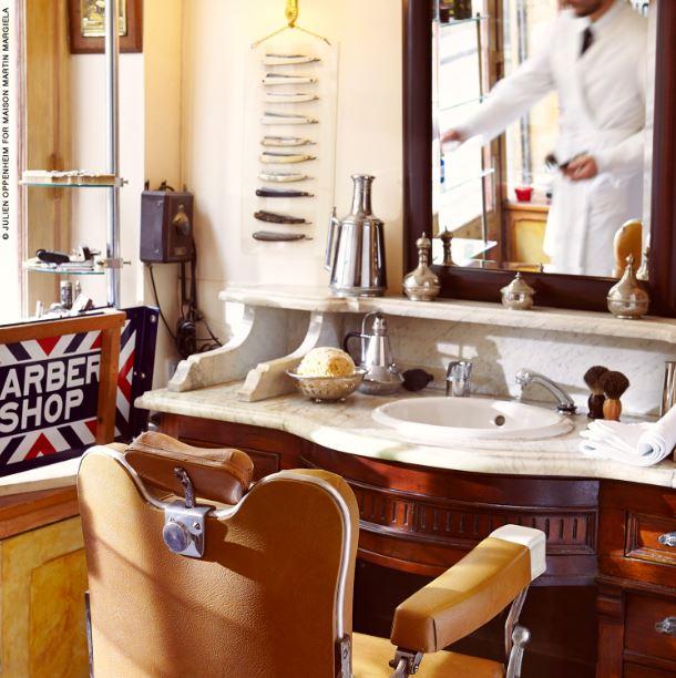 MMM Barber - REPLICA
