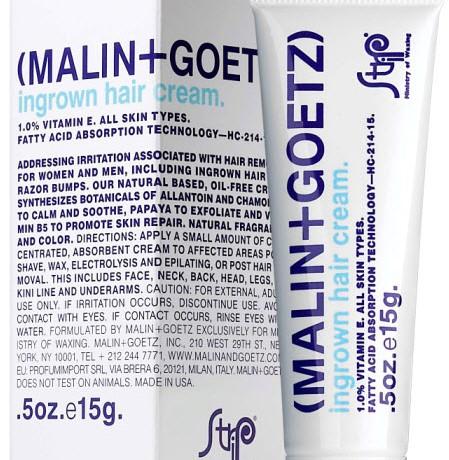 Malin + Goetz Ingrown hair crème Archives - Fabelish