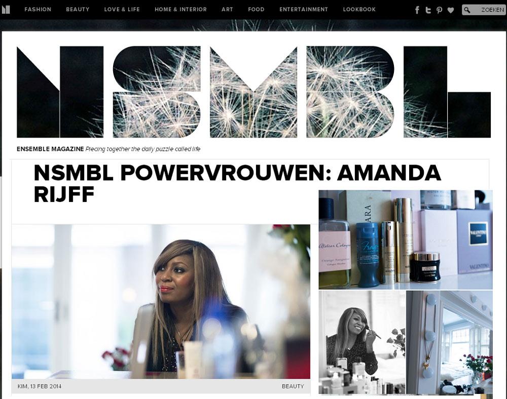 NSMBL Powervrouwen Amanda