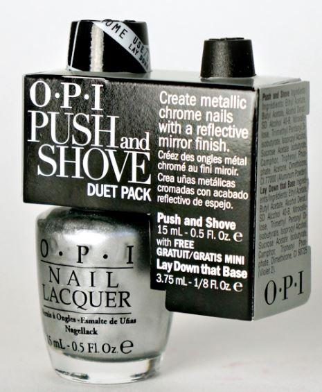 O.P.I Push and Shove