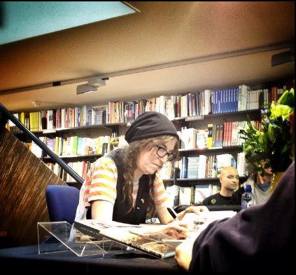 Patti Smith at ABC 2012