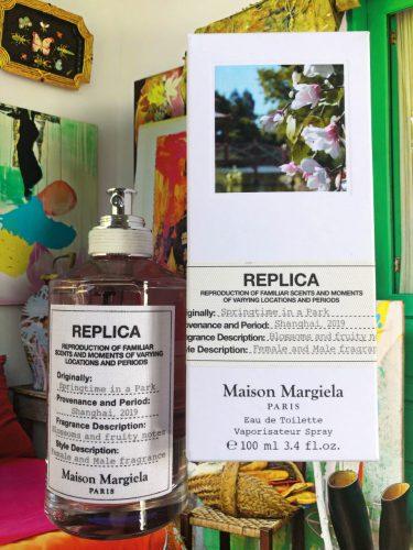 Maison Martin Margiela REPLICA FRAGRANCES Springtime in