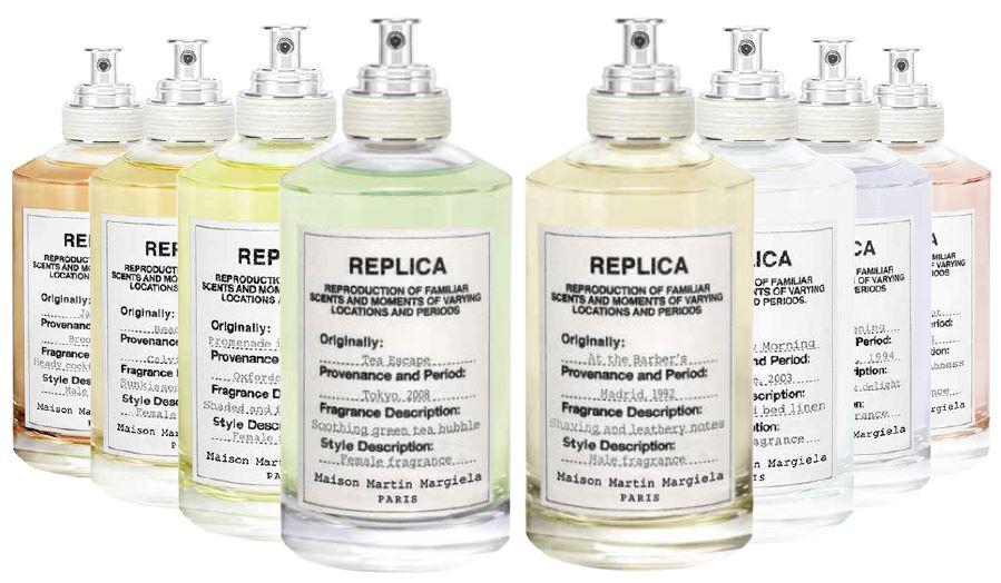 Replica perfumes by Maison Martin Margiela | 100ML 87 €