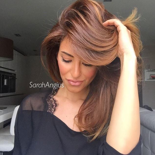 Hairdresser Sarah Angius From Rotterdam Worldwide Hair