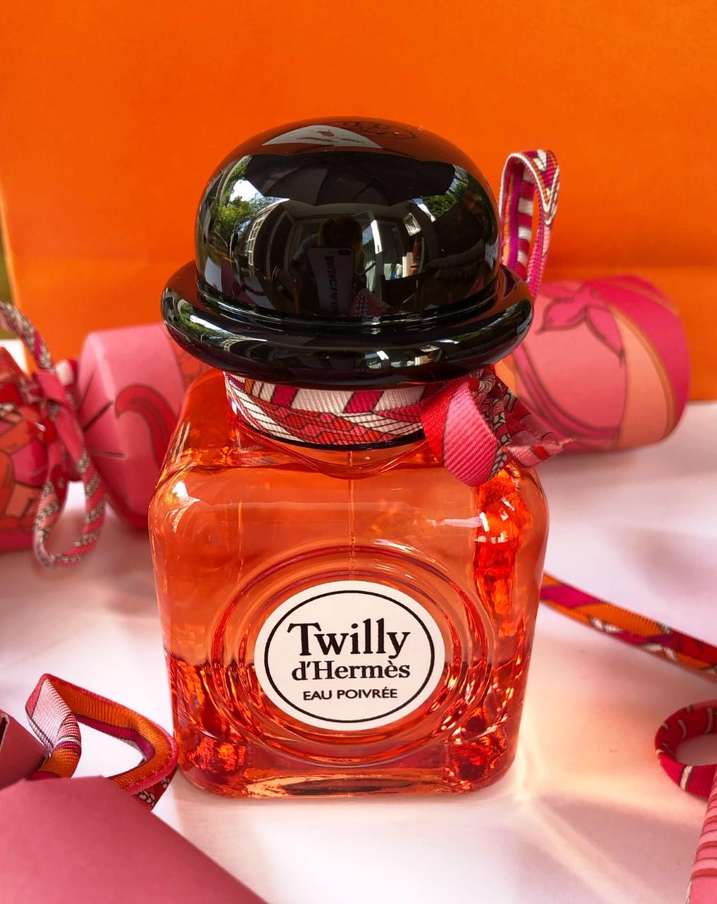 Twilly d' Hermès – Eau Poivree Fabelish