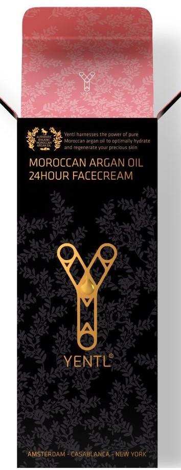 Yentl Anti-aging Face Cream Box