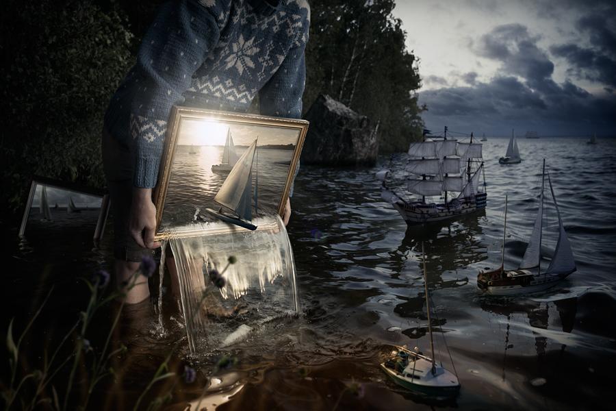 Erik Johansson Surreal Photos