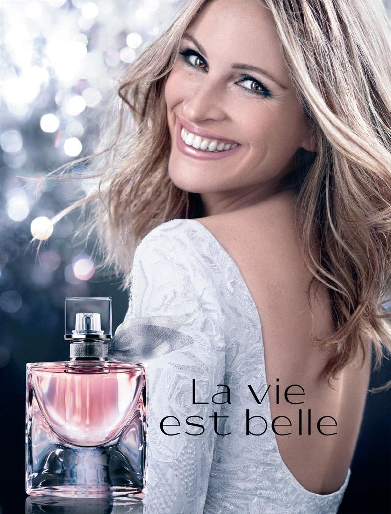 Lancome La vie est belle parfum 50ml €85