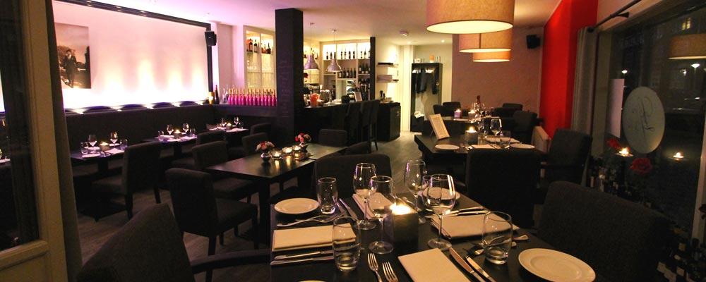 Restaurant en bar La Viña Experience Amsterdam